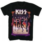 NEW! KISS Destroyer T-Shirt Officially licensed Size Men's S, M, L, XL