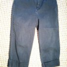 GLORIA VANDERBILT WOMEN'S JEANS SIZE 12 COTTON AND SPANDEX FREE SHIPPING!