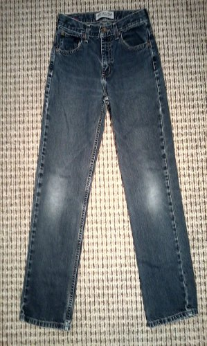 "ARIZONA YOUTH TEEN OR GIRL'S JEANS 14 REG. 29"" WAIST 27""L FREE SHIPPING!"