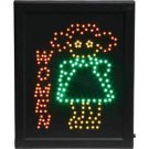 WOMEN PROGRAMMED LED SIGN LIGHTS RESTROOM BUSINESS STORE FREE SHIPPING!