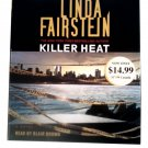 Killer Heat, Linda Fairstein, Audio CD