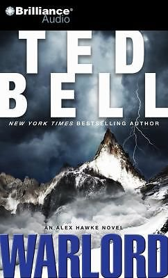 Warlord 6 by Ted Bell (2011, CD, Abridged)