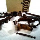 VINTAGE CLASSIC KIRBY ACCESSORIES ATTACHMENTS SPRAY GUN AND MORE
