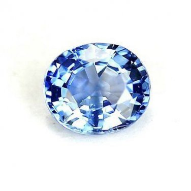 .24ct. SMALL SIZED VVS- NATURAL BLUE SAPPHIRE CEYLON OVAL SHAPE FREE SHIPPING!