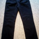 "RIDERS STRETCH WOMEN'S JEANS 12/30 31"" WAIST 27"" INSEAM 99% COTTON 1% SPANDEX"