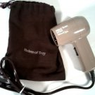HELEN OF TROY MINI TOTE 1250 HAIR DRYER W/ TRAVEL BAG FREE SHIPPING