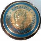 VINTAGE RARE BRAGGI INTERNATIONAL ROMAN COIN SHAPED SCENTED SOAP 3.75 OUNCES