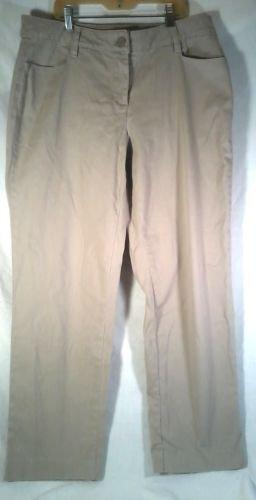 """LIZ CLAIBORNE WOMEN'S PANTS JEANS 10P PETITE 33""""WAIST 30"""" L"""