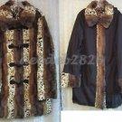 Dennis Basso Reversible Faux Fur Toggle Coat w/ Detachable Hood 2X