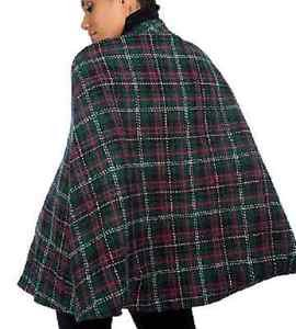 Joan Rivers Wrapped In Style Cape 1X