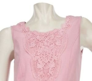 Kathleen Kirkwood Lace Front American Belle Cami X-LARGE
