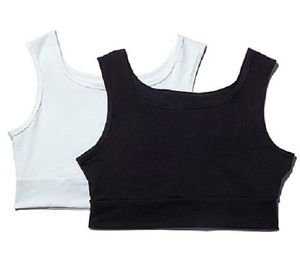 HALFTEE TANK LAYERING TOP 2 PACK X-SMALL