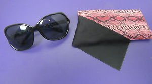 WENDY WILLIAMS SQUARE SUNGLASSES WITH OPEN SIDE