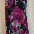 HOT IN HOLLYWOOD FLORAL SKIRT SMALL