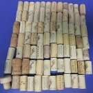 WINE CORKS - VARIOUS WINERIES -LOT OF 83