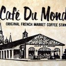 Coffee Scrub Soap Made with freshly brewed Cafe du Monde Coffee