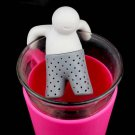 Novel Teabags Silicone Tea Strainer Filter Home Office Gadget(117370501)