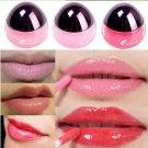 1 X Natural Moisturizing Round Ball Lip Balm Lip Care Lip Gloss Color #12