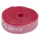 1M ORICO CBT-1S Reusable 1M Velcro Cable Ties Wire Management Bands (116418201)