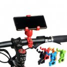Red Bicycle Phone GPS Holder Bike Handlebar Cellphone Camera Mount Ourdoor Cycling(114405801)