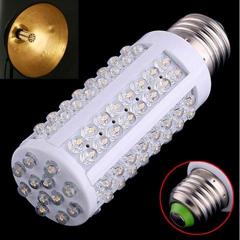 LED bulb e27 led light 220V 7W Warm White 108 Spot lamps High Bright 360 degree (TOM-H4137 H4137W)