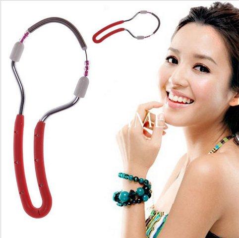 Handheld Facial Hair Removal Threading Beauty Epilator Tool(BICP043789)