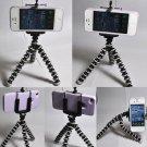 Flexible Octopus Tripod Bracket Holder Stand Mount for Phone Samsung Camera (251635352334)