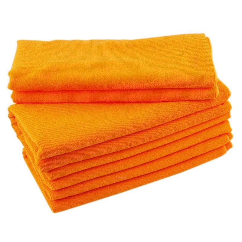 1 Pcs Orange 70x140CM Microfibre Camping Bath Towel (261562069267)