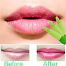1 Pcs Pretty Popular Waterproof Magic Fruity Smell Changable Color Lipstick (261675267911)