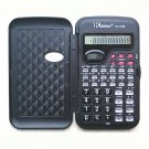 Pocket 10 Digits Function Students Scientific Time Calculator Flip Cover(261650036150)