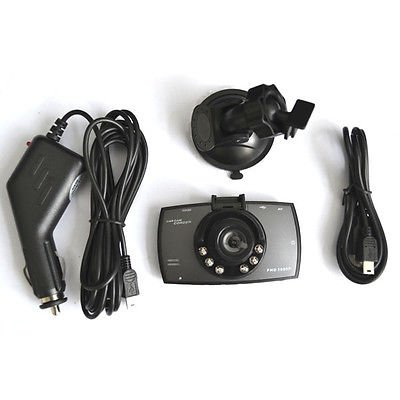"2.7"" LCD 1080P Car Rear Car DVR IR Night Vision Motion Tachograph HD Car Camera(271635466540)"