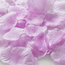 1000pcs Light Purple Silk Flower Rose Petals Wedding Party Decorations(360966313441)