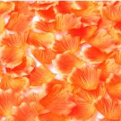 1000pcs Orange Silk Flower Rose Petals Wedding Party Decorations(360966313441)