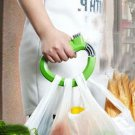 1 x Bucket Food Stuff Shopping Bag Labour Save Soft-Grip Handle Lifter Holder Hanger(251672693793)