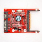 "CF Compact Flash Type I/II to 2.5"" SATA Serial Adapter (400661280089)"