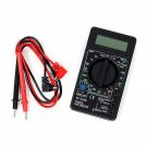 LCD Digital Voltmeter Ammeter Ohm Multimeter DT830 (400579128145)