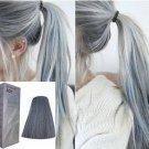 BERINA NO. A21 COLOR HAIR CREAM LIGHT GRAY COLOR Permanent Super Hair Dye(291355002629)