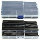 Wire Cable Sleeving 150pcs 2:1 Halogen-Free Heat Shrink Wrap Sleeves Tubing Tube(400721648149)