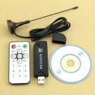 USB2.0 Digital DVB-T SDR+DAB+FM HDTV TV Tuner Receiver Stick HE RTL2832U+R820T(231284993997)