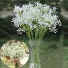 12 pcs Gypsophila Artificial Fake Silk Flower Home Decor