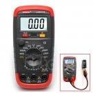 UA6013L Digital Auto Range Capacitor Capacitance Tester Meter