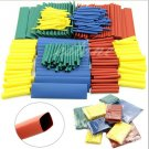 260pcs 8Size Assortment 2:1 Heat Shrink Tubing Tube Sleeving Wrap Wire Cable Kit