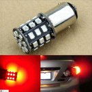 12V BAY15D 1157 Red AX-2835 SMD LED Car Brake Tail Turn Signal Light Bulbs