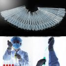 100PCS 3ML Disposable Plastic Eye Dropper Set Transfer Graduated Pipettes
