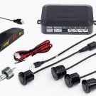 Silver Car Parking Sensor  Reverse Backup Radar Monitor System (TOM-parking sensor Silver )