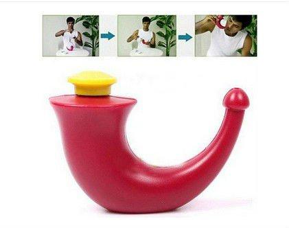 Yoga Nasal Plastic Neti Pot Sinu-cleanse Clean Sinuses Wash System Naturally (BICP055002)