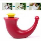 Yoga Nasal Plastic Neti Pot Sinu-cleanse Clean Sinuses Wash System Naturally (BICP055002)