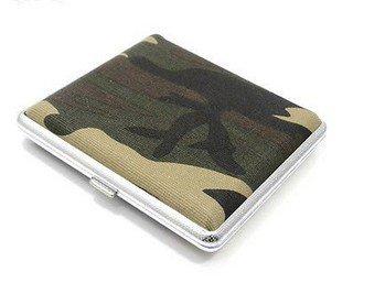 20Z-2 Pu Leather 20pcs Cigarettes Cigars Tobacco Case Pouch Holder Box Cover(390623362132)