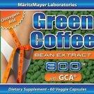 GREEN COFFEE BEAN EXTRACT-DOCTOR RECOMMENDED Weight Loss-60Caps Weight loss pills