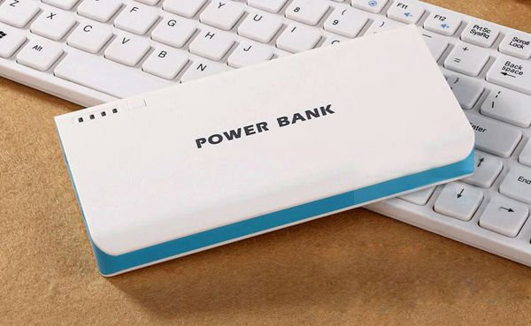 50000mah External Power Bank Dual USB Battery Charger For Cell Phone